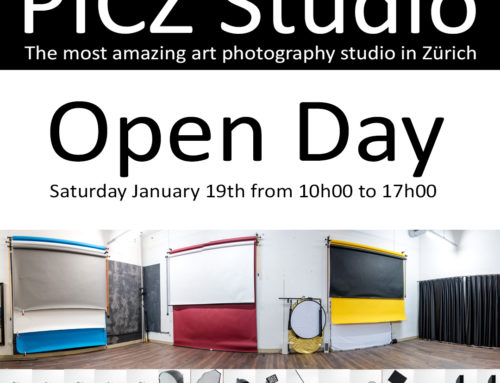 Studio Open Day – January 19th 2019
