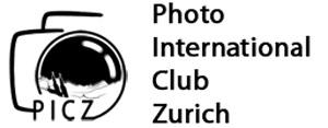 Photo International Club Zurich Logo