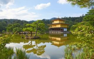 Kinkaku-ji Tempel