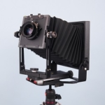 Analog - Large format in the studio - come and try